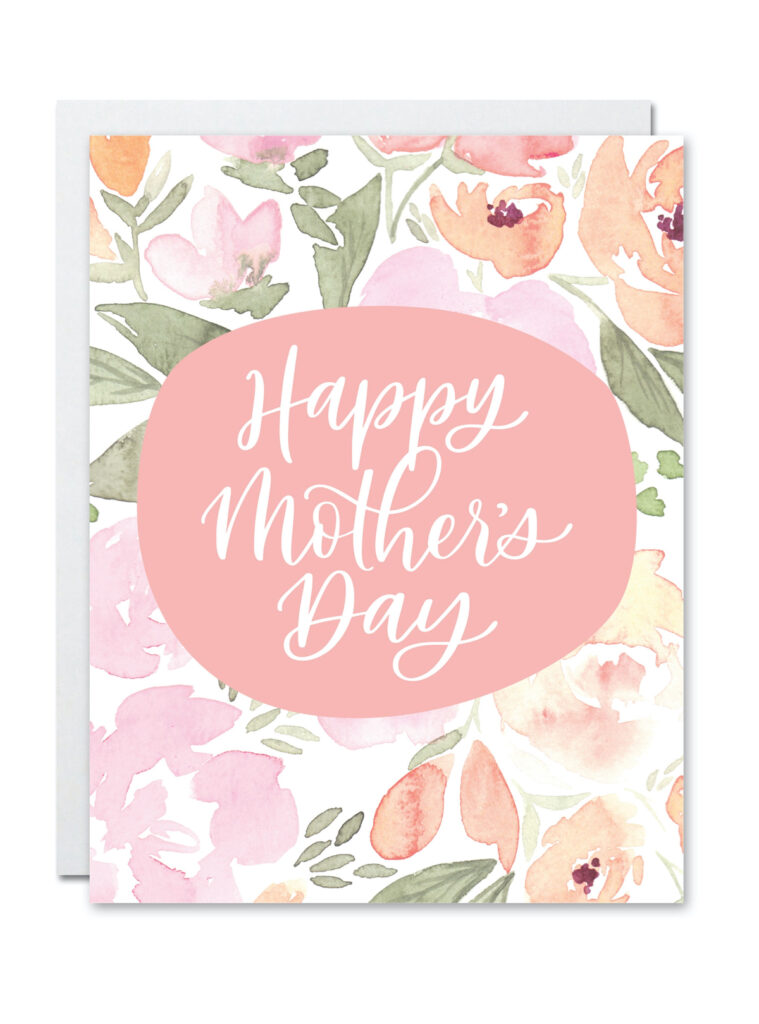 Mother's Day card 2021